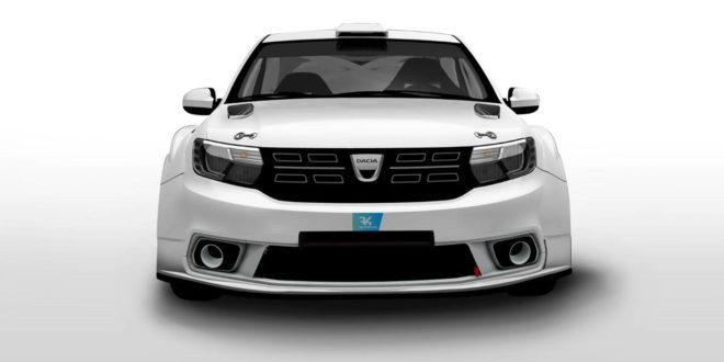 Gil Antunes e Domingos Sport juntos com o Dacia Sandero R4 no CPR!