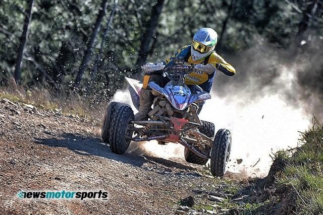 Team Bluemotor Yamaha com vitória em Góis