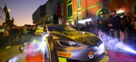 Ricardo Gomes é o piloto escolhido para estreia mundial do Tesla P100D Electric GT