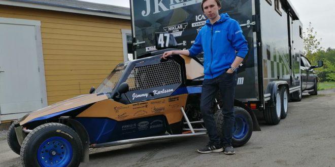Karlsson entra no Nordic CrossCar