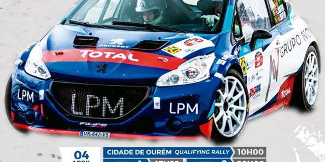Organização do Rally Vila Medieval de Ourém apresentou 5.ª edição