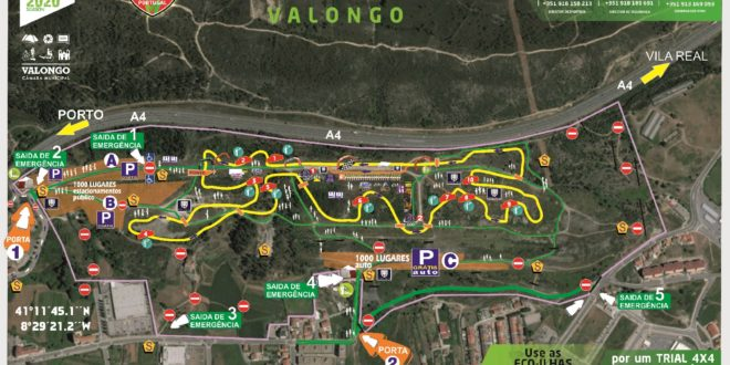 CPT4x4 2020 arranca domingo em Valongo