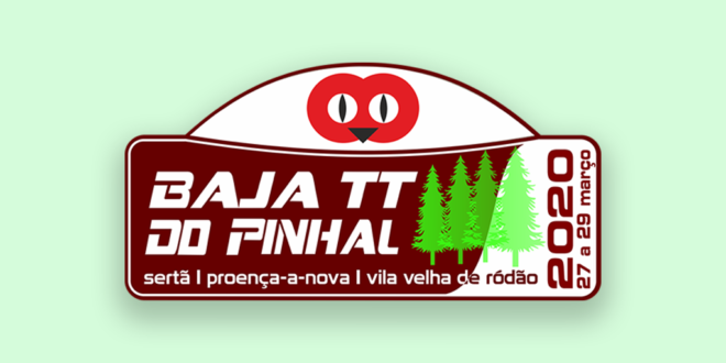 Baja TT do Pinhal adiada