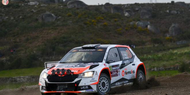 Armindo Araújo vence Rallye Serras de Fafe e Felgueiras