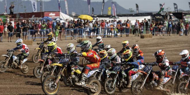 EMX 65-85 Campeonato cancelado em 2020