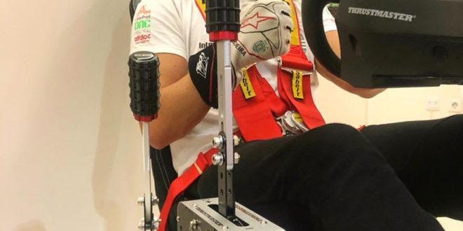 Rafael Cardeira leva Sporting CP ao Virtual Rallye Vidreiro