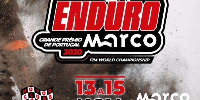 EnduroGP 2020 Calendário fecha em Portugal