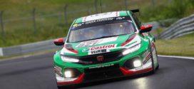 Tiago Monteiro segundo nos TCR na Nürburgring Langstrecken Serie