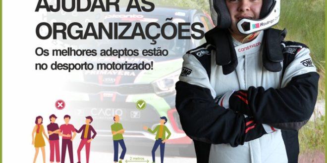 """Rodrigo Correia em """"campanha"""" no Rali de Castelo Branco"""