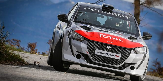 Entra a Peugeot Rally Cup Ibérica  e Suzuki Swift Cup fica para 2021