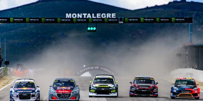 Montalegre recebe Mundial de Rallycross a 10 e 11 de outubro