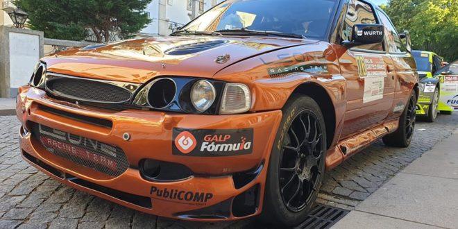 Leone Racing Team marca presença em Castelo Branco