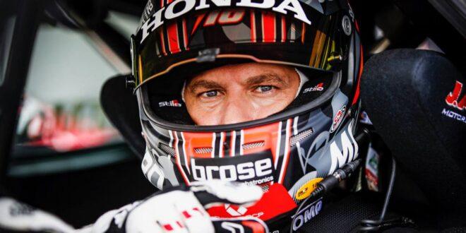 Tiago Monteiro celebra o 10° ano com a Honda no WTCR