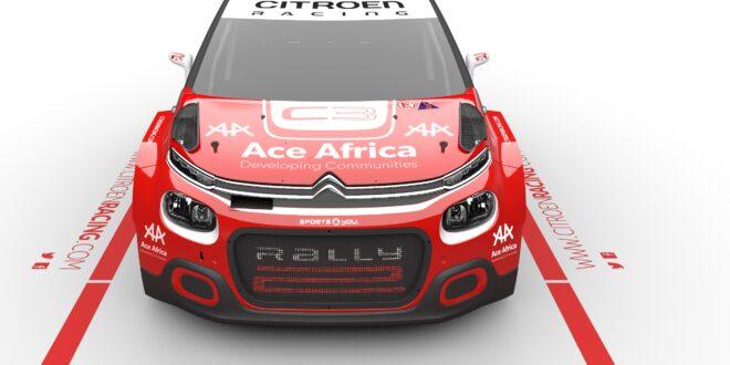 """André Villas-Boas & a Ace Africa juntam-se à Sports&You """"Race for Good"""" no Rallye Monte-Carlo com Eric Camilli"""