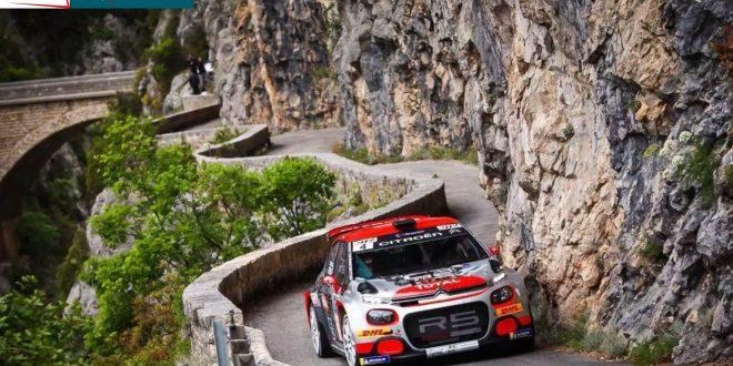 Antibes quer sediar prova do WRC em 2023