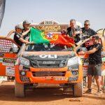 Fernando Barreiros aponta a participação no Africa Eco Race 2022