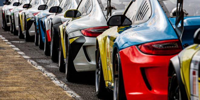 GT3 Cup: novo troféu monomarca  em Portugal com os Porsche 997