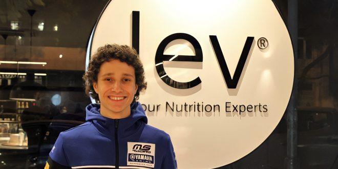 LEV junta-se ao piloto Miguel Santiago