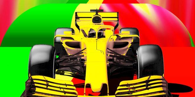 Fórmula 1 de regresso a Portugal