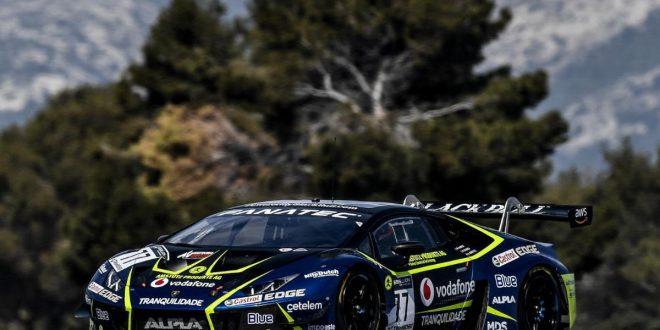 Henrique Chaves com boa adaptação ao Lamborghini