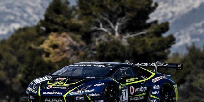 Miguel Ramos e Henriques Chaves prontos para o arranque da GT World Challenge em Monza